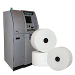 ATM Receipt Paper NCR - 3-1/8in x 2160ft Thermal - OEM 9079-0792
