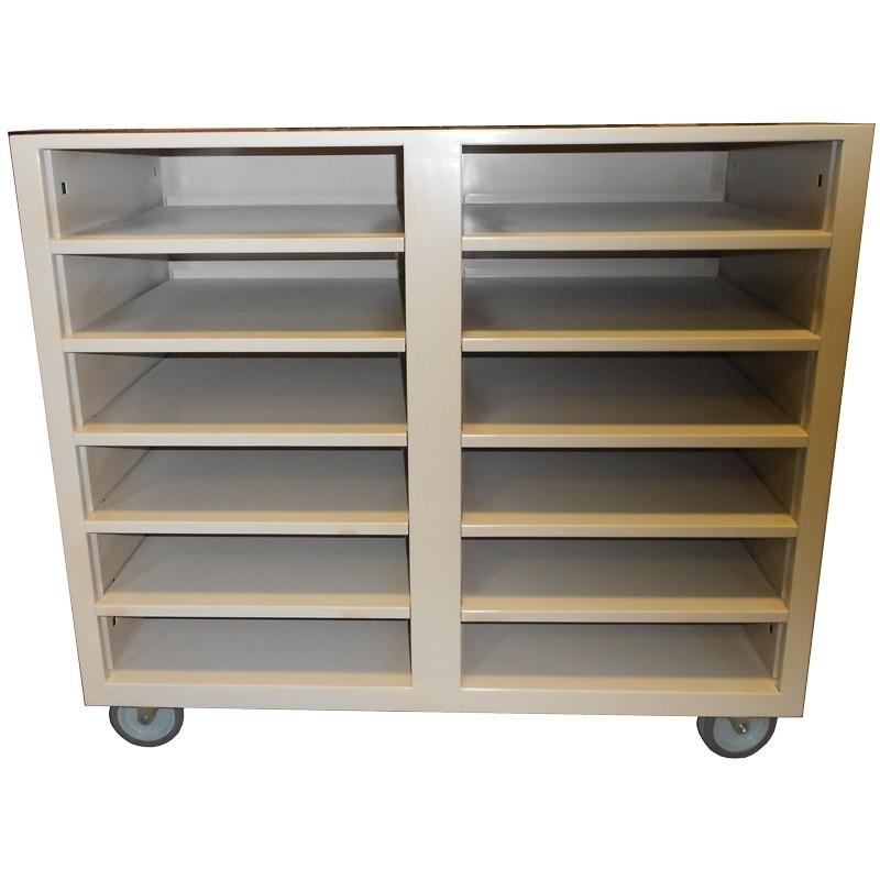 Fenco Storage Bus, (12) Compartment