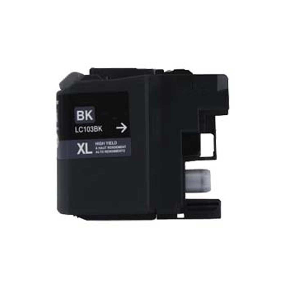 Brother Toner Cartridge - Black - Compatible - OEM LC103BK