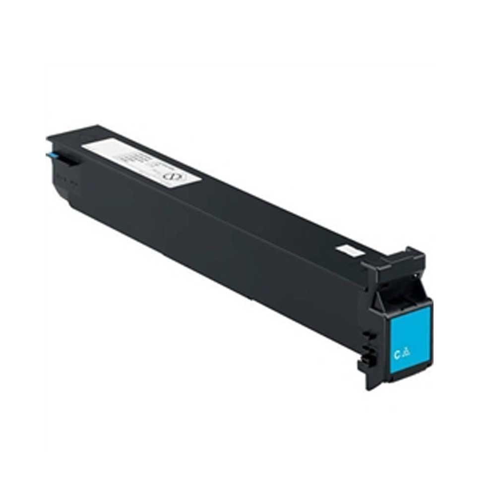 Konica-Minolta Toner Cartridge - Cyan - Compatible - OEM A070430