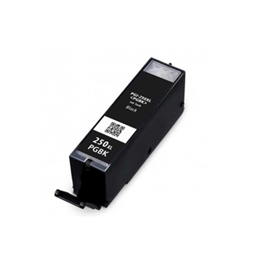 Canon Toner Cartridge - Black - Compatible - OEM PGI-250XL