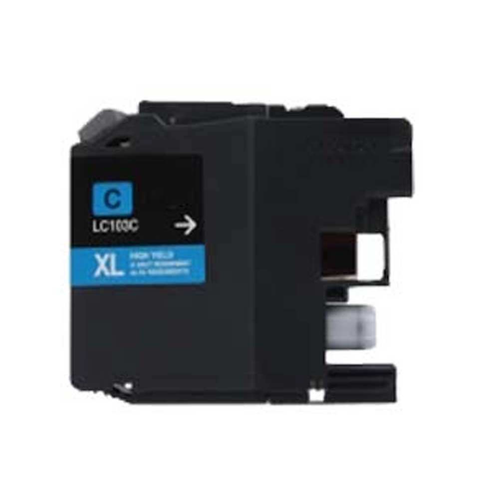 Brother Ink Cartridge - Cyan - Compatible - OEM LC103C