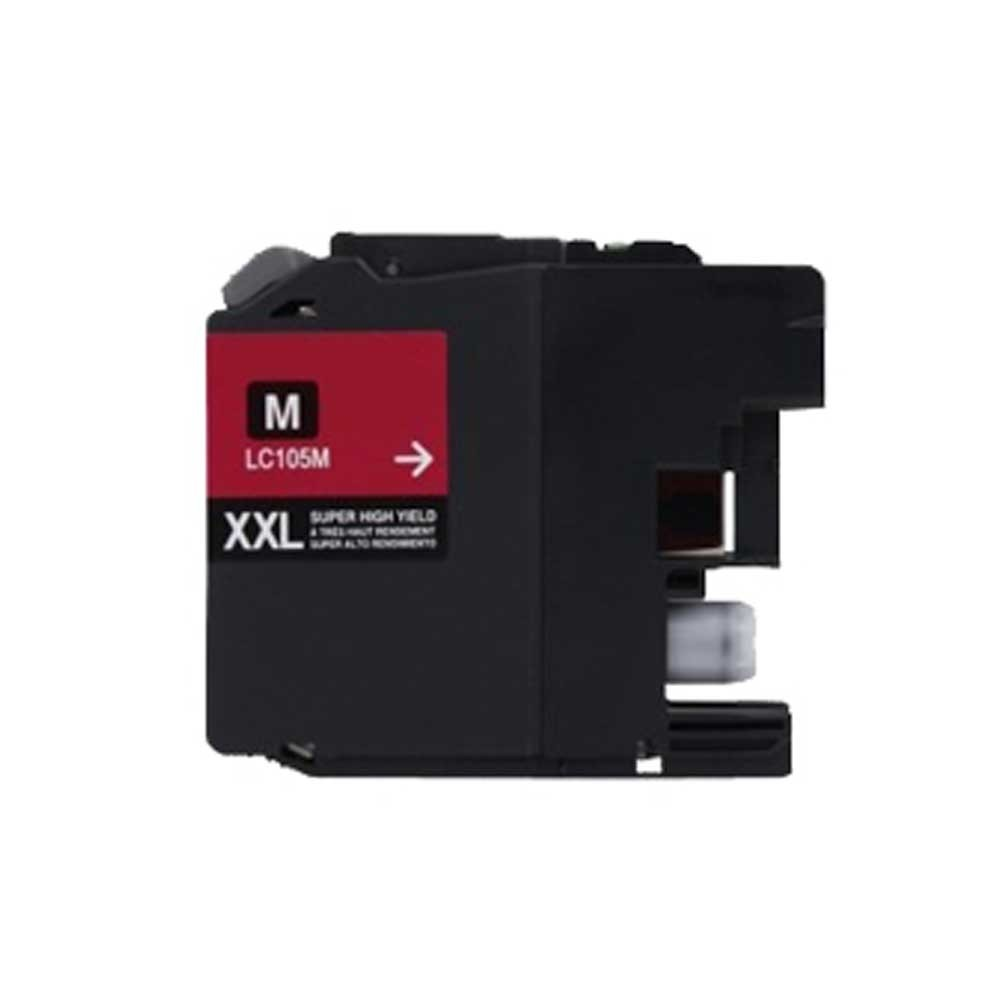 Brother Ink Cartridge - Magenta - Compatible - OEM LC105M