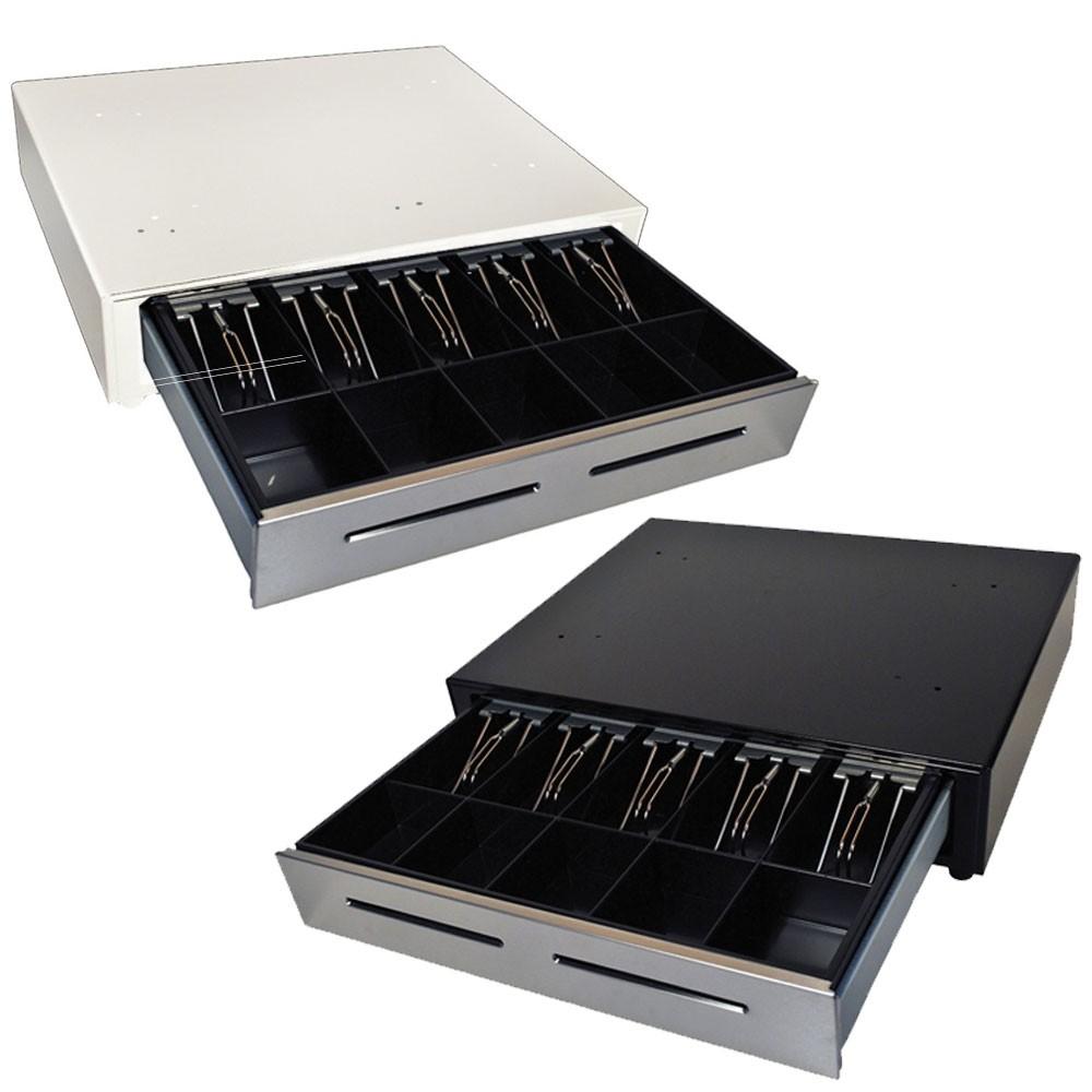 EP-125NK-M Electronic Cash Drawer w/ Media Slots