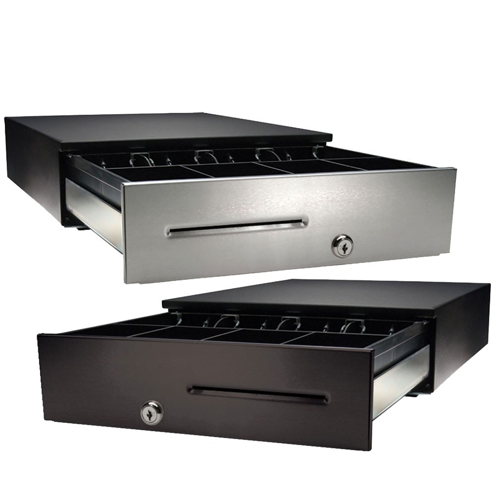 13.3W x 4.2H x 17.2D APG Series 4000 Electronic Cash Drawers