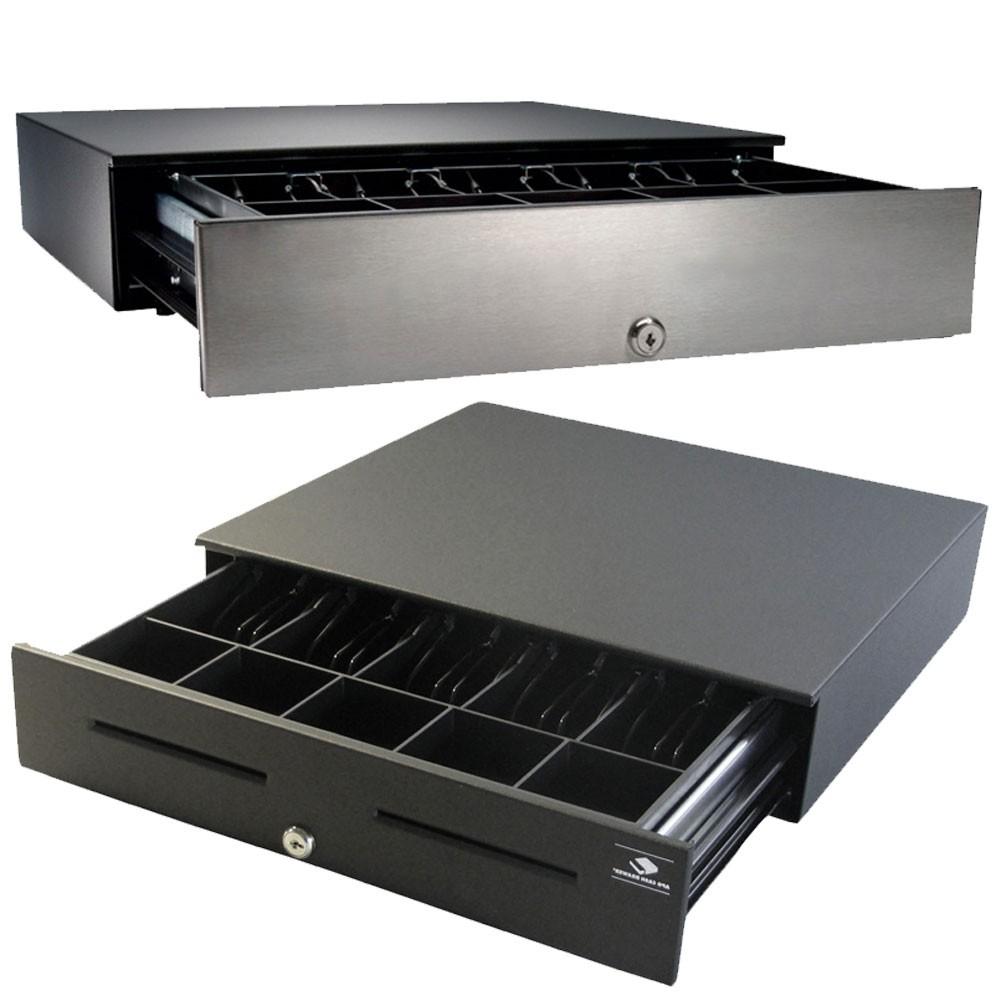 18W x 4.2H x 16.7D APG Series 4000 Electronic Cash Drawers