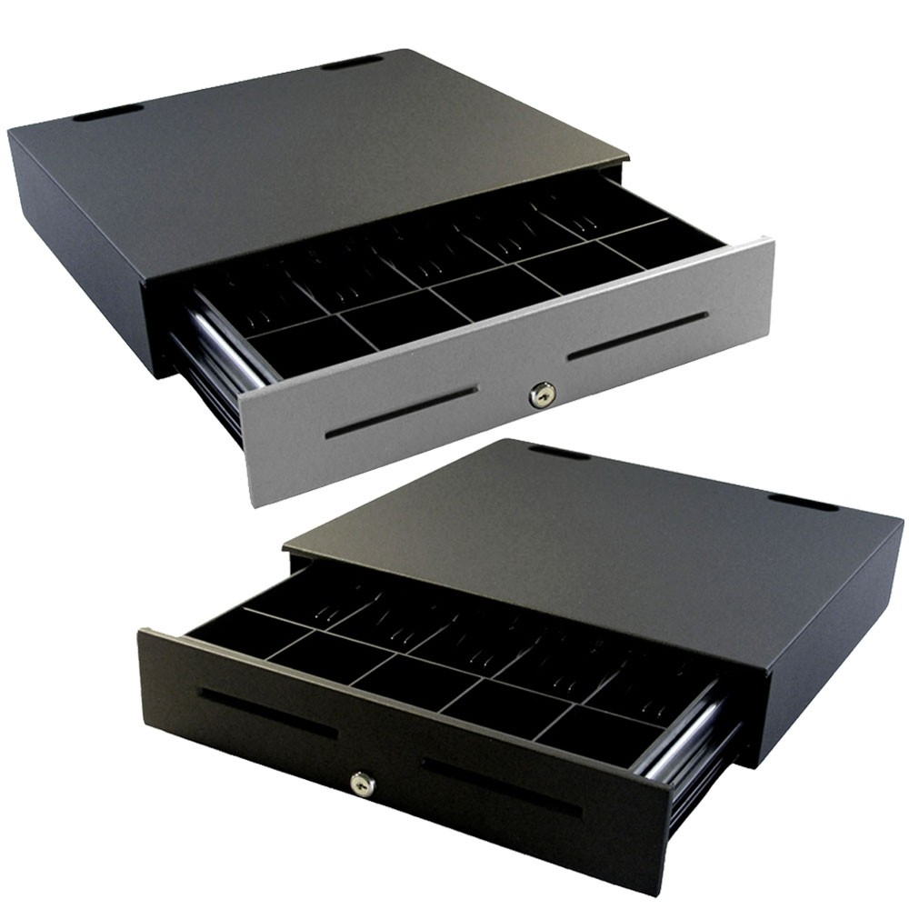 20W x 4.2H x 20D APG Series 4000 Electronic Cash Drawers