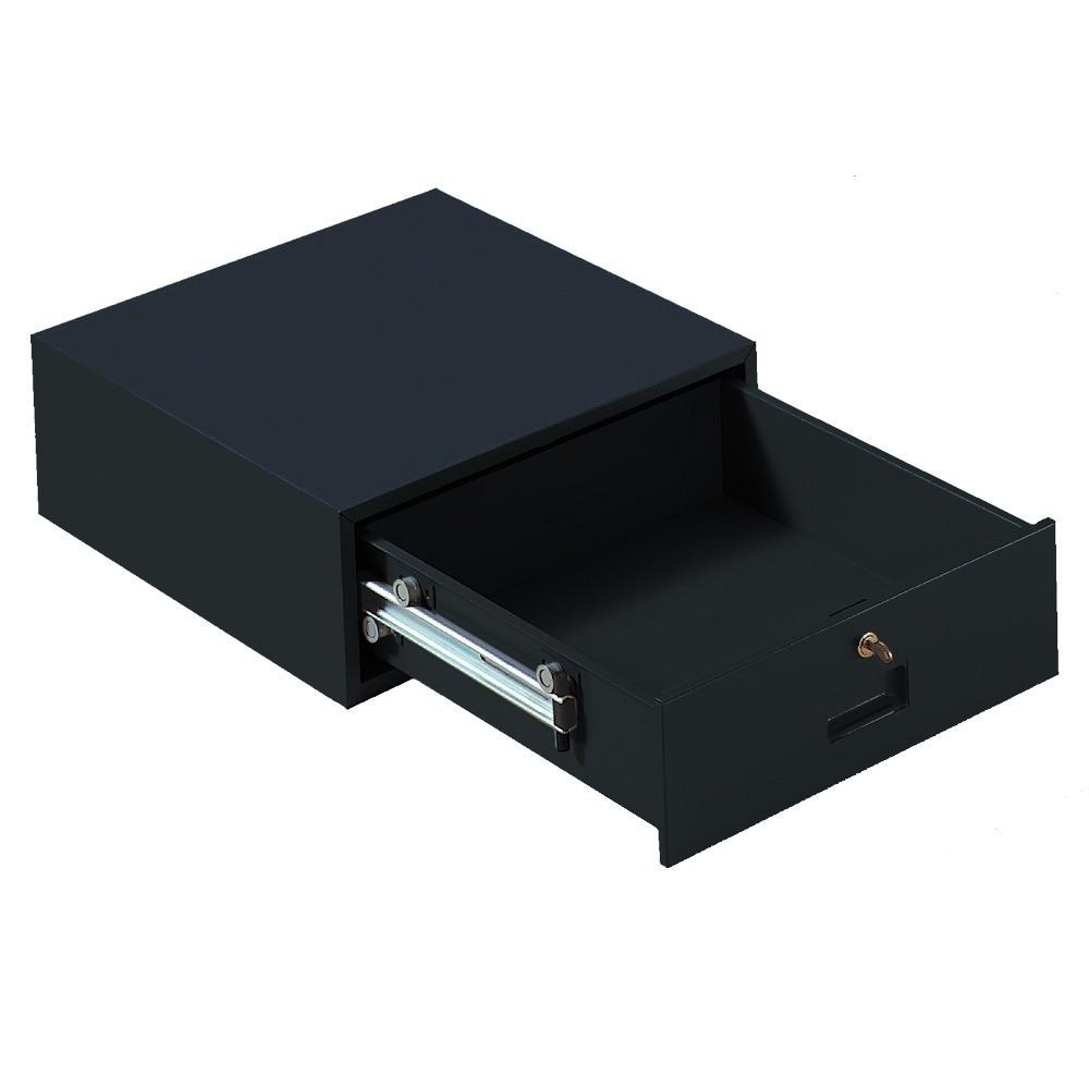 Fenco Custom Manual Cash Drawer w/Springbolt Lock & Mounting Brackets
