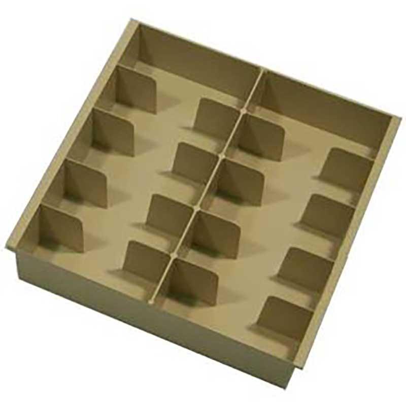 Fenco Plastic Money Trays - 10 Compartments