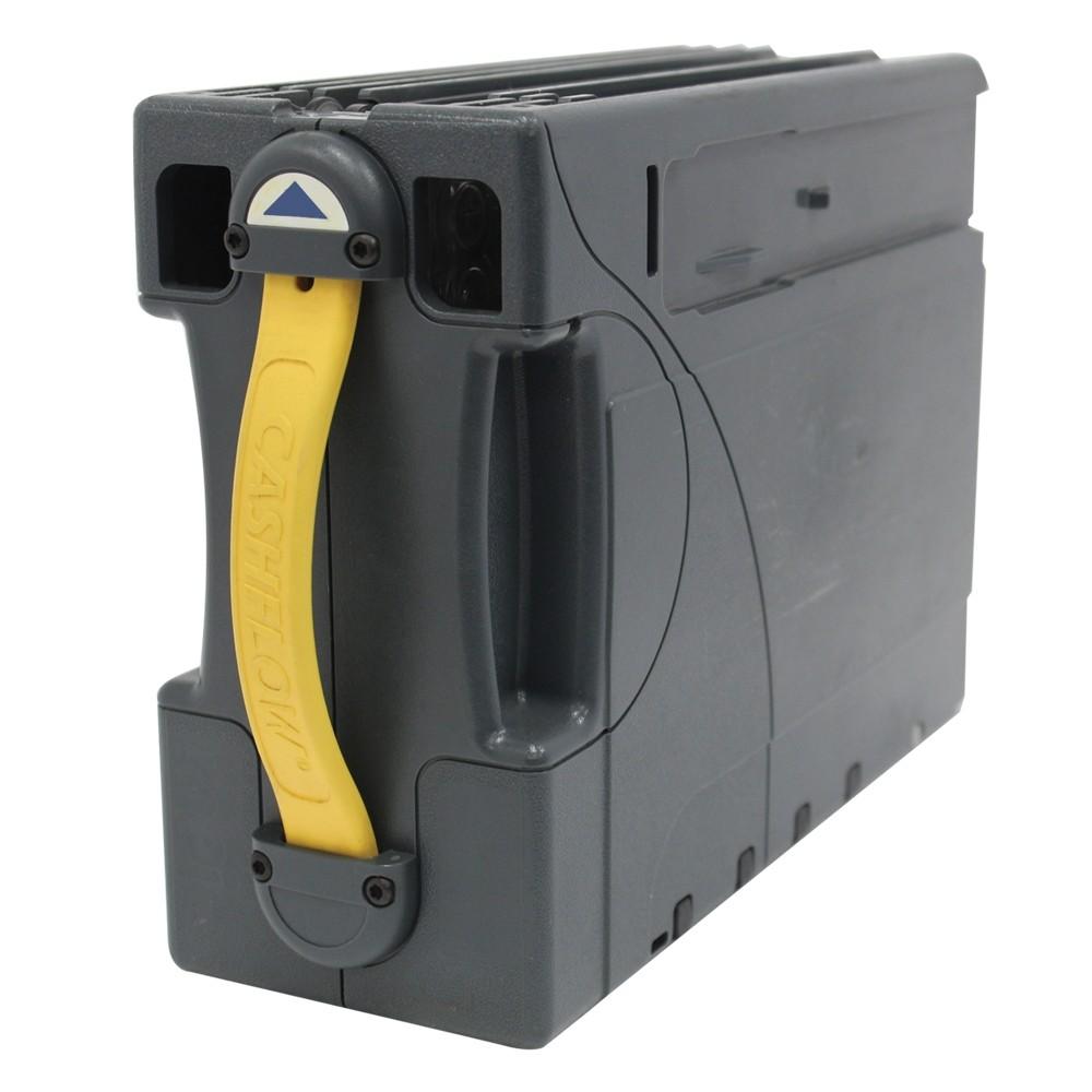 Bill Validator Cash Box - MEI Cashflow - Large - 1000 Note - Yellow - Better Than New!