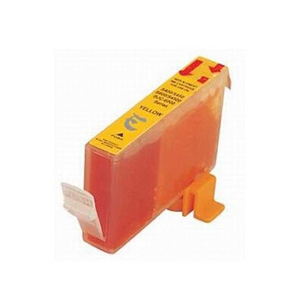 Canon Toner Cartridge - Yellow - Compatible - OEM BCI-3EY
