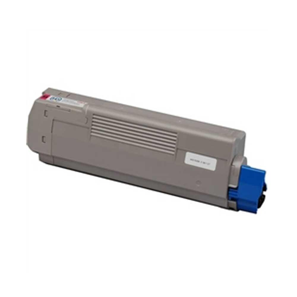 Oki-Okidata Toner Cartridge - Magenta - Compatible - OEM 43865718
