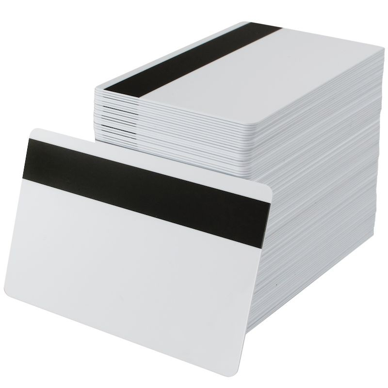 CR80 - 30 MIL PVC Card - White