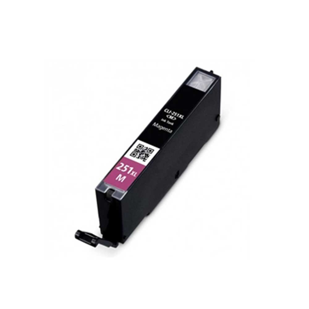 Canon Ink Cartridge - Magenta - Compatible - OEM CLI-251XL