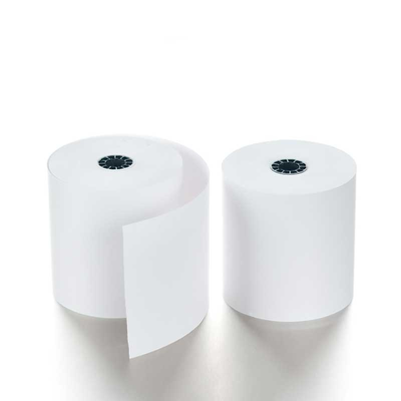 POS Paper - 4-1/2in x 165ft - Bond - Case of 25