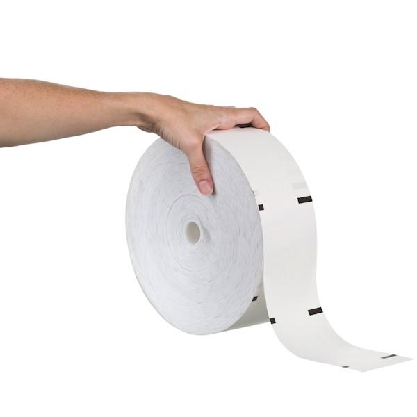 ATM Paper - NCR - 3-1/8 in x 800 ft - Thermal - OEM # 856555 - Sensemarks