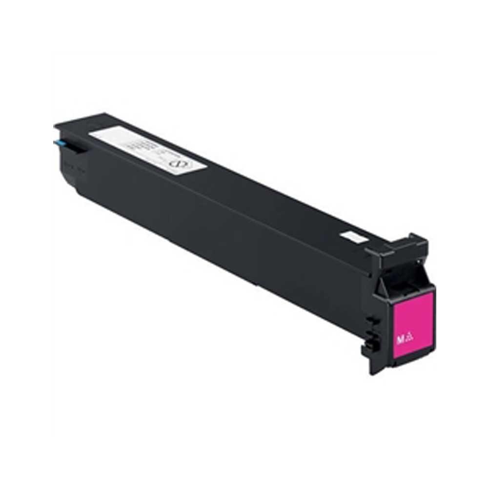 Konica-Minolta Toner Cartridge - Magenta - Compatible - OEM TN-312M
