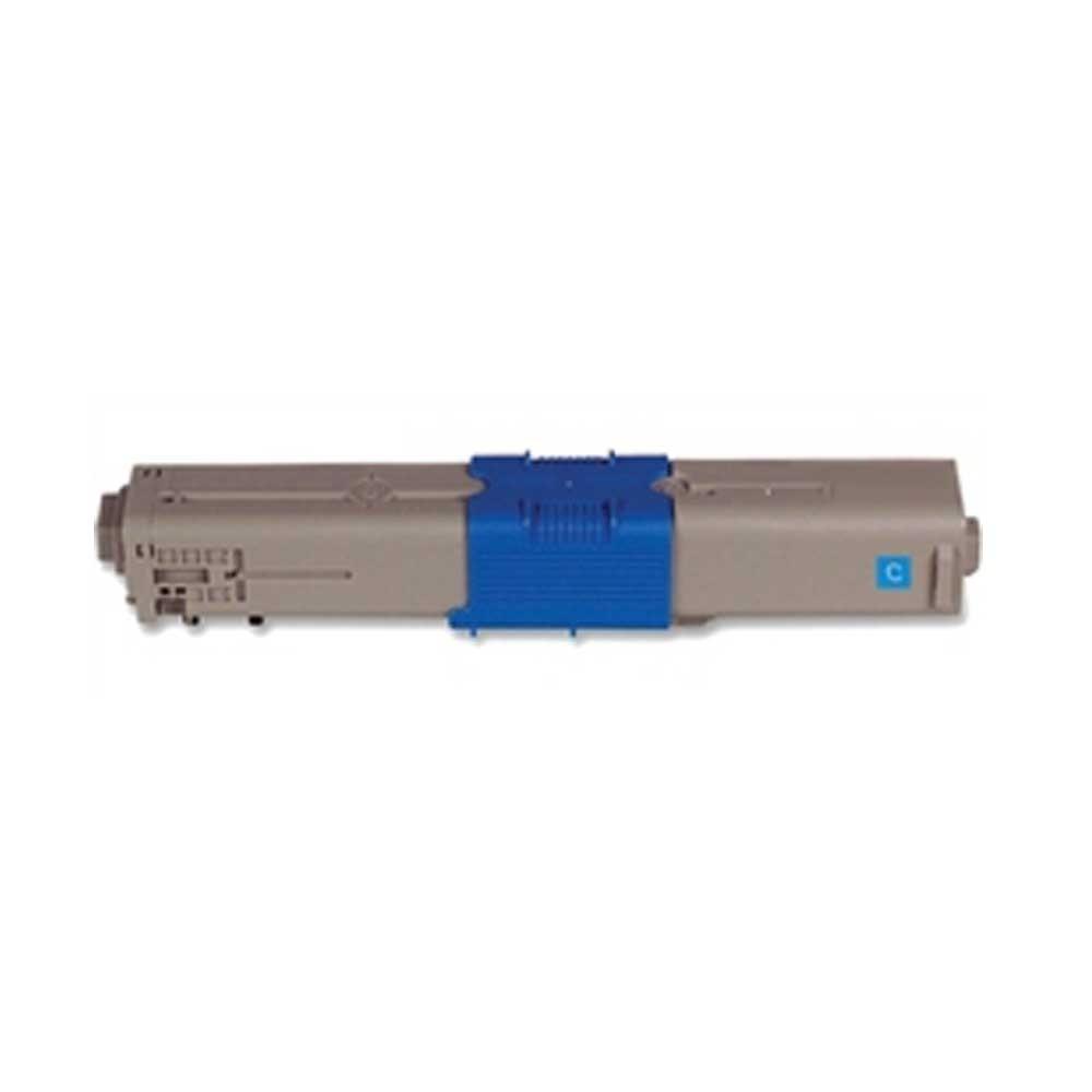 Okidata Toner Cartridge - Cyan - Compatible - OEM 44469703