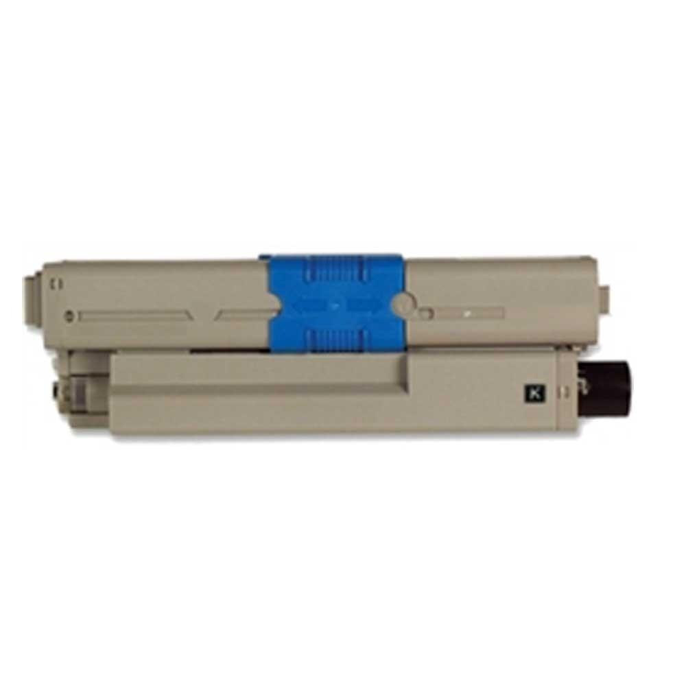 Oki-Okidata Toner Cartridge - Black - Compatible - OEM 44469801