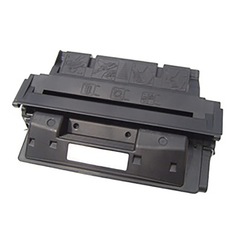 HP High Yield MICR Toner Cartridge - Black - Compatible - OEM C4129X MICR