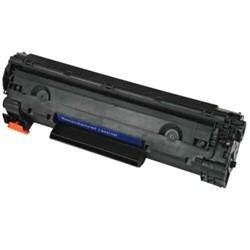 HP MICR Toner Cartridge - Black - Compatible - OEM CE278A