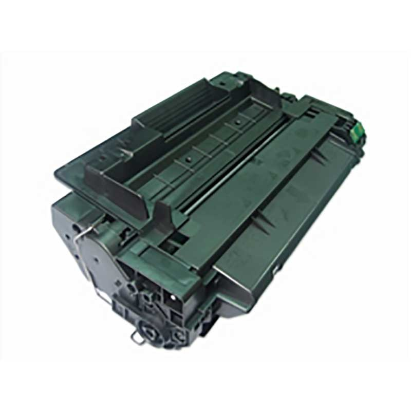 HP MICR Toner Cartridge - Black - Compatible - OEM CE255X