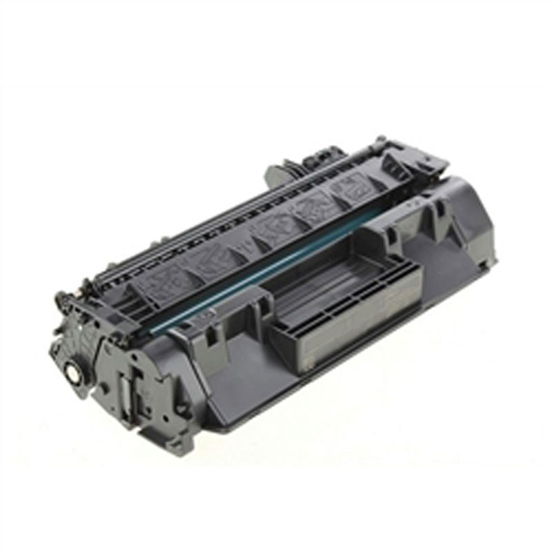 HP MICR Toner Cartridge - Black - Compatible - OEM CF280A / 80A