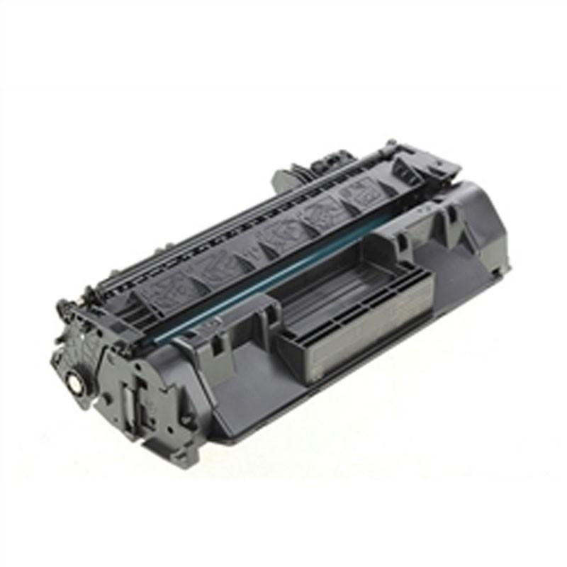 HP MICR Toner Cartridge - Black - Compatible - OEM  CF280A / HP 80A MICR