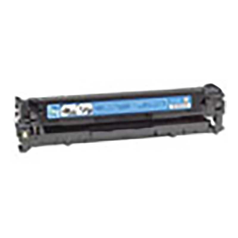 HP Toner Cartridge - Cyan - Compatible - OEM CB541A