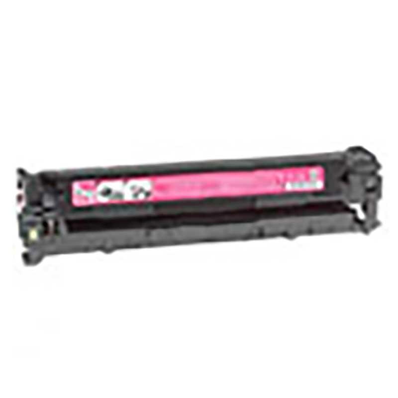 HP Toner Cartridge - Magenta - Compatible - OEM CB543A
