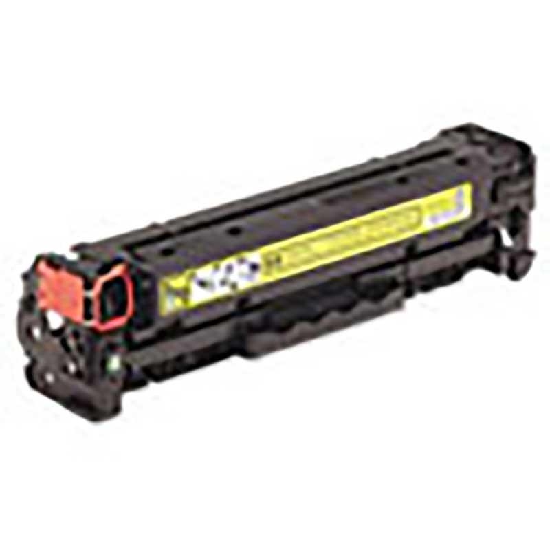 HP Toner Cartridge - Yellow - Compatible - OEM CC532AA