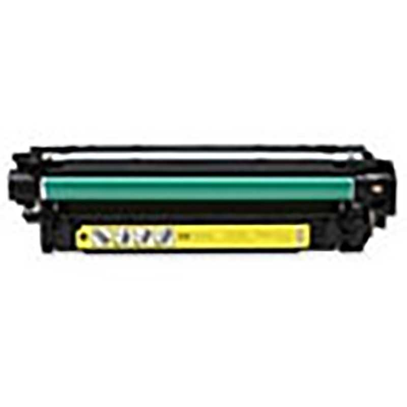 HP Toner Cartridge - Yellow - Compatible - OEM CE252A