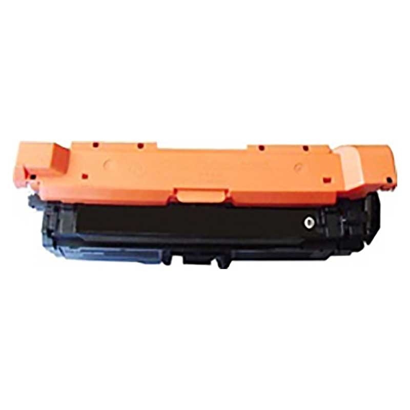 Black Toner Cartridge - HP Compatible OEM#: CE260A