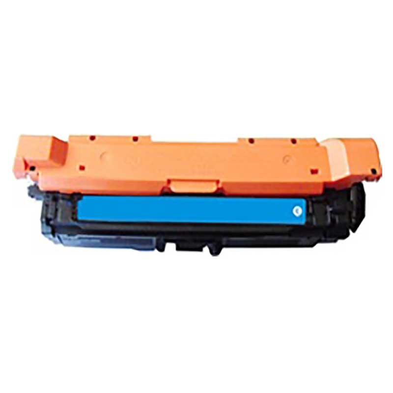 Cyan Toner Cartridge - HP Compatible OEM#: CE261A