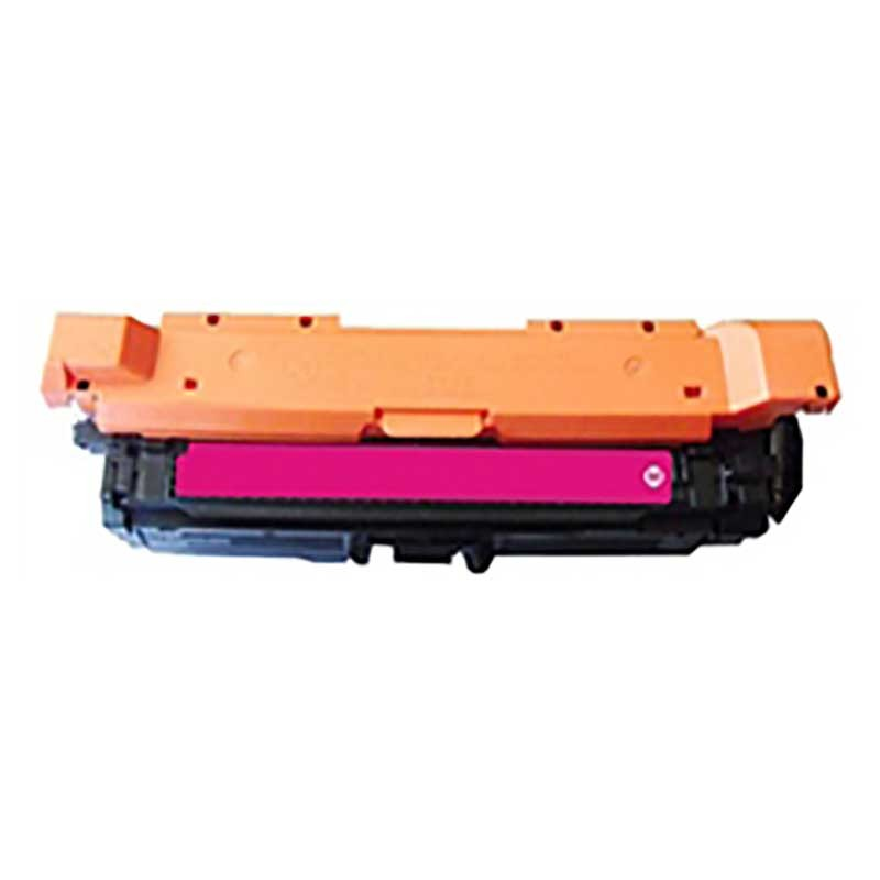 HP Toner Cartridge - Magenta - Compatible - OEM CE263A