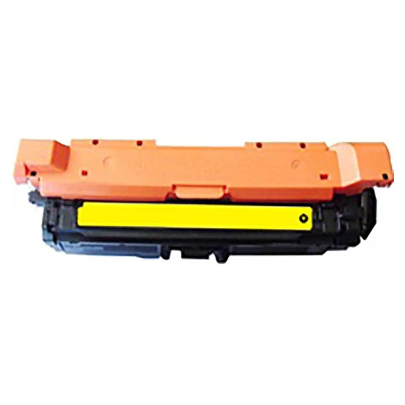 HP Toner Cartridge - Yellow - Compatible - OEM CE262A