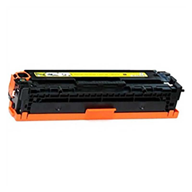 HP Toner Cartridge - Yellow - Compatible - OEM CE322A