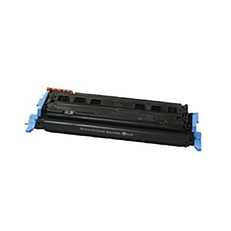 HP Toner Cartridge - Black - Compatible - OEM Q6000A