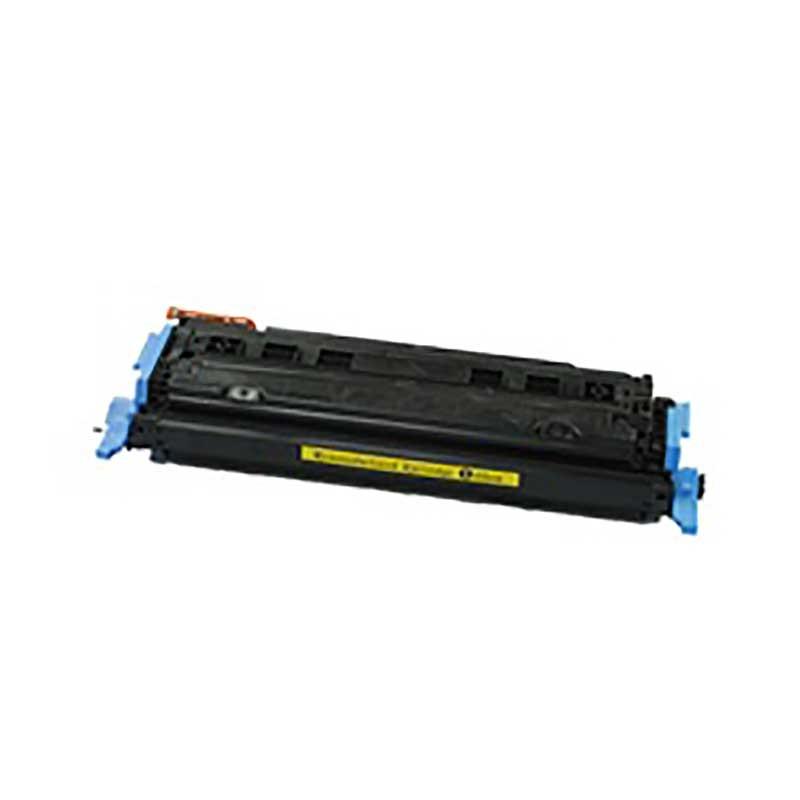 HP Toner Cartridge - Yellow - Compatible - OEM Q6002A