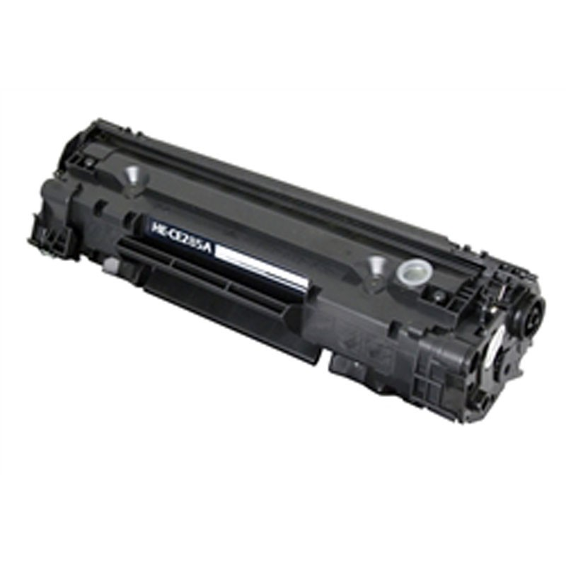 HP Toner Cartridge - Black - Compatible - OEM CE285A
