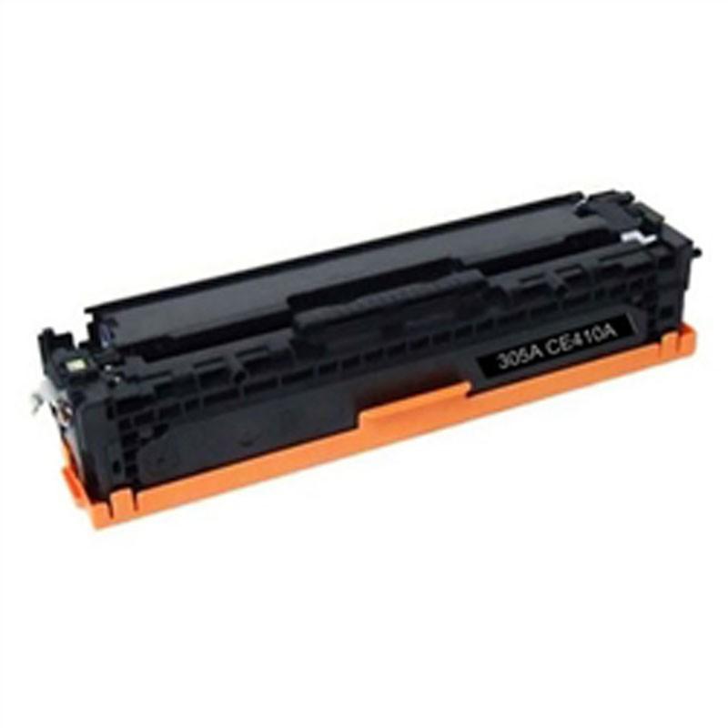 HP Toner Cartridge - Black - Compatible - OEM CE410A