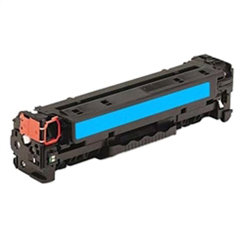 HP Toner Cartridge - Cyan - Compatible - OEM CF381A