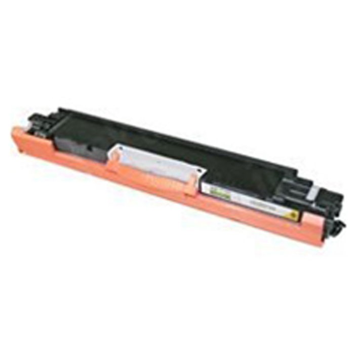 HP Toner Cartridge - Yellow - Compatible - OEM CE312A