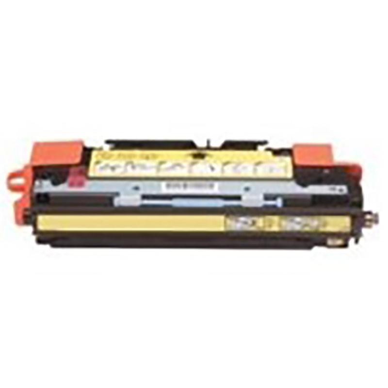 HP Toner Cartridge - Yellow - Compatible - OEM Q2682A