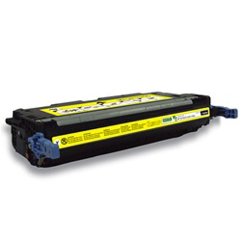 HP Toner Cartridge - Yellow - Compatible - OEM Q7562A