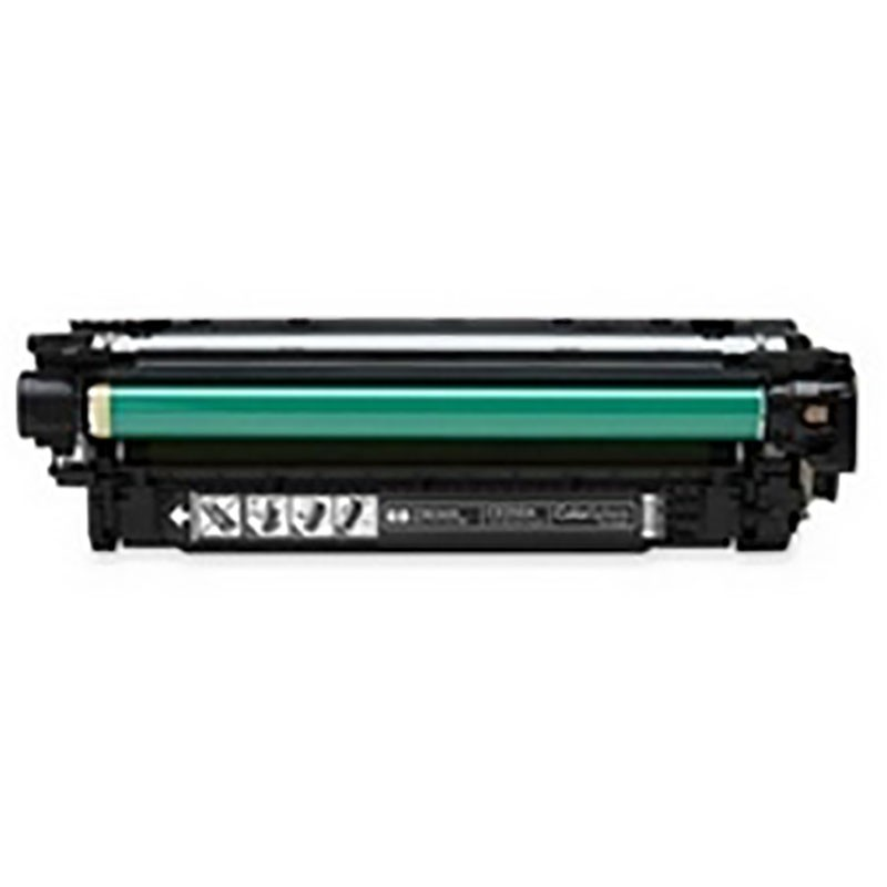 HP High Yield Toner Cartridge - Black - Compatible - OEM CE250X