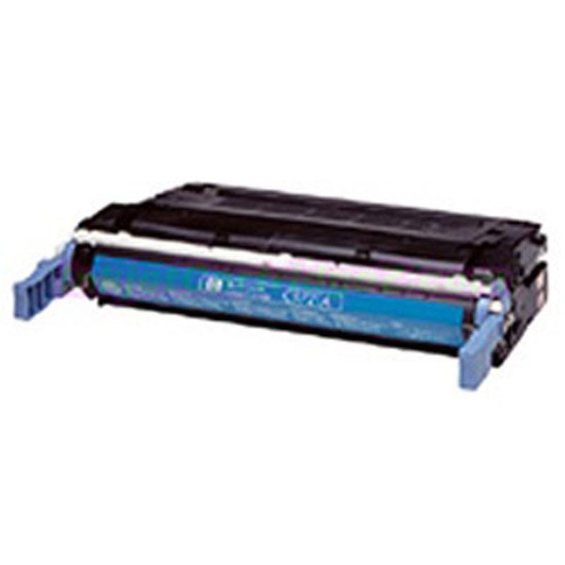 HP Toner Cartridge - Cyan - Compatible - OEM C9721A