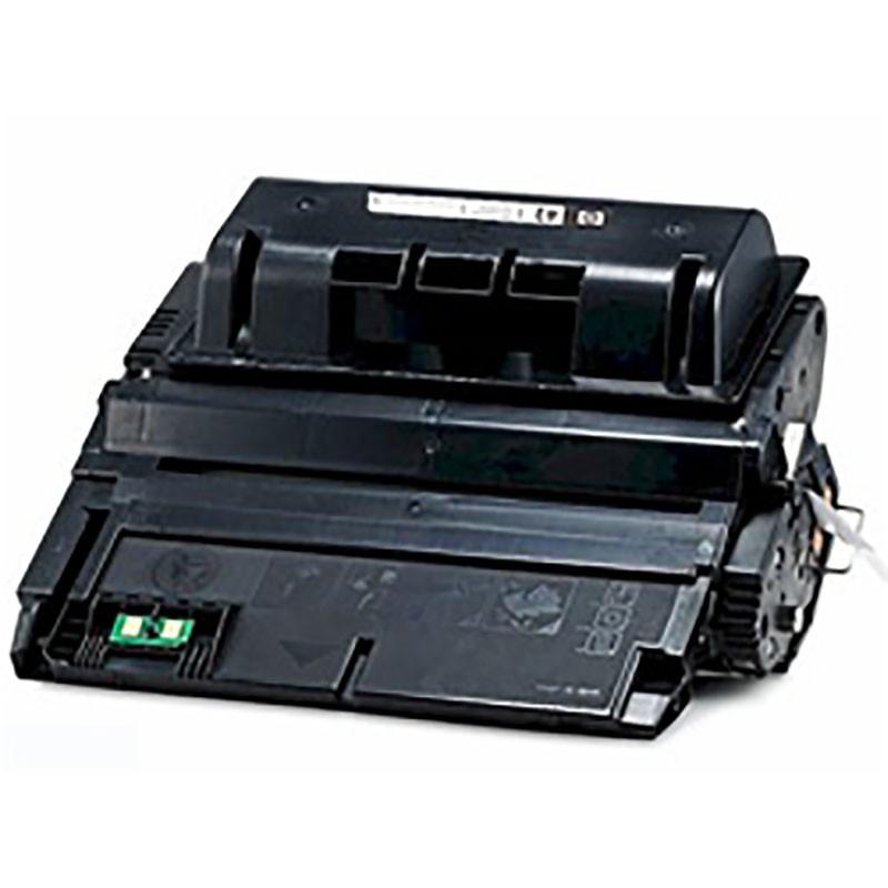HP Toner Cartridge - Black - Compatible - OEM Q5942A / Q3842