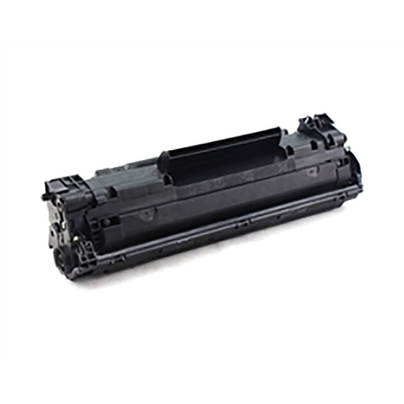 HP MICR Toner Cartridge - Black - Compatible - OEM CF283A MICR
