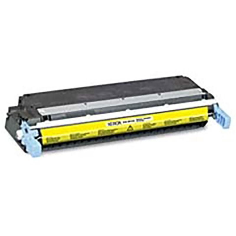 HP Toner Cartridge - Yellow - Compatible - OEM C9732A